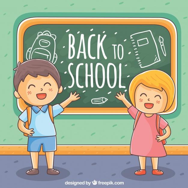 5 pautas para comenzar con buen pie el colegio